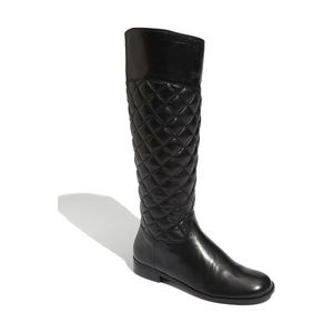 Corso Como San Angelo quilted knee high boots
